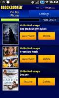 Blockbuster 2.6 for HTC APK