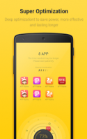 Yellow Battery-Battery Saver APK