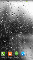 Raindrops Live Wallpaper HD 8 for PC