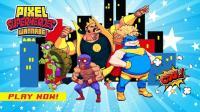 Pixel Super Heroes APK