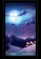 Starlight Live Wallpaper Free APK