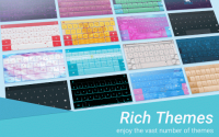 Glass Water Keyboard Theme APK