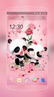 Pink Panda Love for PC