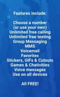 Nextplus Free SMS Text + Calls for PC