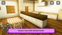 Sim Girls Craft: Home Design for PC