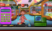 Supermarket Cashier Kids Games APK