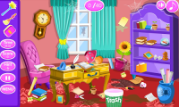 Princess room cleanup APK