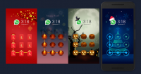 Happy Diwali CM Security Theme APK