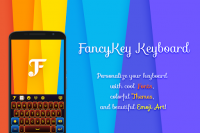FancyKey Keyboard - Cool Fonts for PC