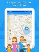 Family GPS tracker My Family for PC