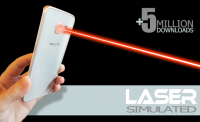 app simulated laser pointer APK
