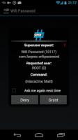 Wifi Password(ROOT) APK