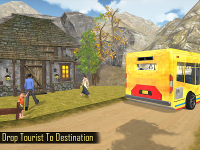 Off Road Tourist Bus Driving APK