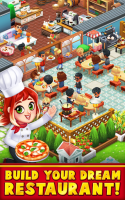 Food Street - Restaurant Game for PC