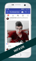 Fast Lite for Facebook & Mess for PC