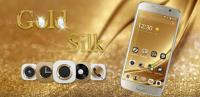 Gold Silk Luxury deluxe Theme for PC