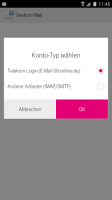 Telekom Mail for PC