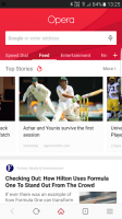 Opera browser - news & search for PC