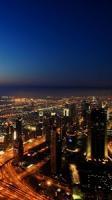 Dubai Night Live Wallpaper APK