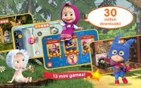 Masha and the Bear: Kids Games APK