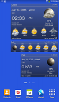 Weather & Clock Widget Android APK