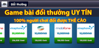 Game Danh Bai Doi Thuong-52fun for PC
