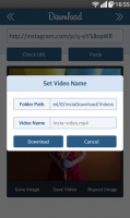 Insta Download - Video & Photo for PC