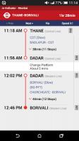 Mumbai Local Train Timetable APK