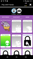 Evil Apples: A Dirty Card Game for PC