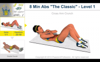 8 Minutes Abs Workout APK