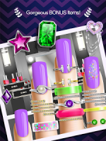 Nail Salon™ Manicure Girl Game APK