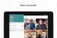 Hitwe - meet people for free APK