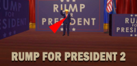 Rump for president 2 for PC