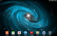 Galaxy Live Wallpaper APK