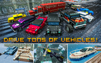 Block City Wars + skins export APK