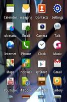 Transparent Screen Launcher APK