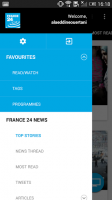 FRANCE 24 for PC