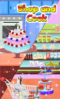 Heart Wedding Cake Cooking APK