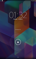 Digital Clock Widget Xperia APK