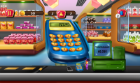 Supermarket Cashier Kids Games for PC