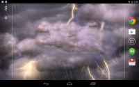 Thunderstorm Free Wallpaper APK