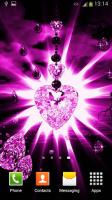 Diamonds Live Wallpaper for PC