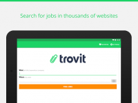 Find job offers - Trovit Jobs for PC