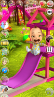Talking Babsy Baby: Baby Games APK