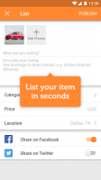 5miles: Local Buy & Sell Stuff APK