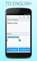 Spanish English Translator APK