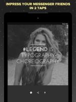 Legend - Animate Text in Video APK