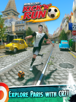 Cristiano Ronaldo: Kick'n'Run APK