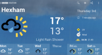 BBC Weather APK