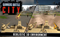 Gunner Battle City APK
